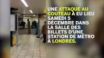 Une vidéo filmée quelques instants après l'attaque dans le métro londonien