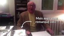 Elections régionales 2015: Avez-vous remarqué ce détail sur le bureau de Jean-Marie Le Pen
