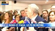Régionales: Pierre de Saintignon annonce son retrait en Nord-Pas-de-Calais-Picardie