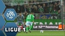 But Valentin EYSSERIC (78ème pen) / AS Saint-Etienne - Stade Rennais FC - (1-1) - (ASSE-SRFC) / 2015-16