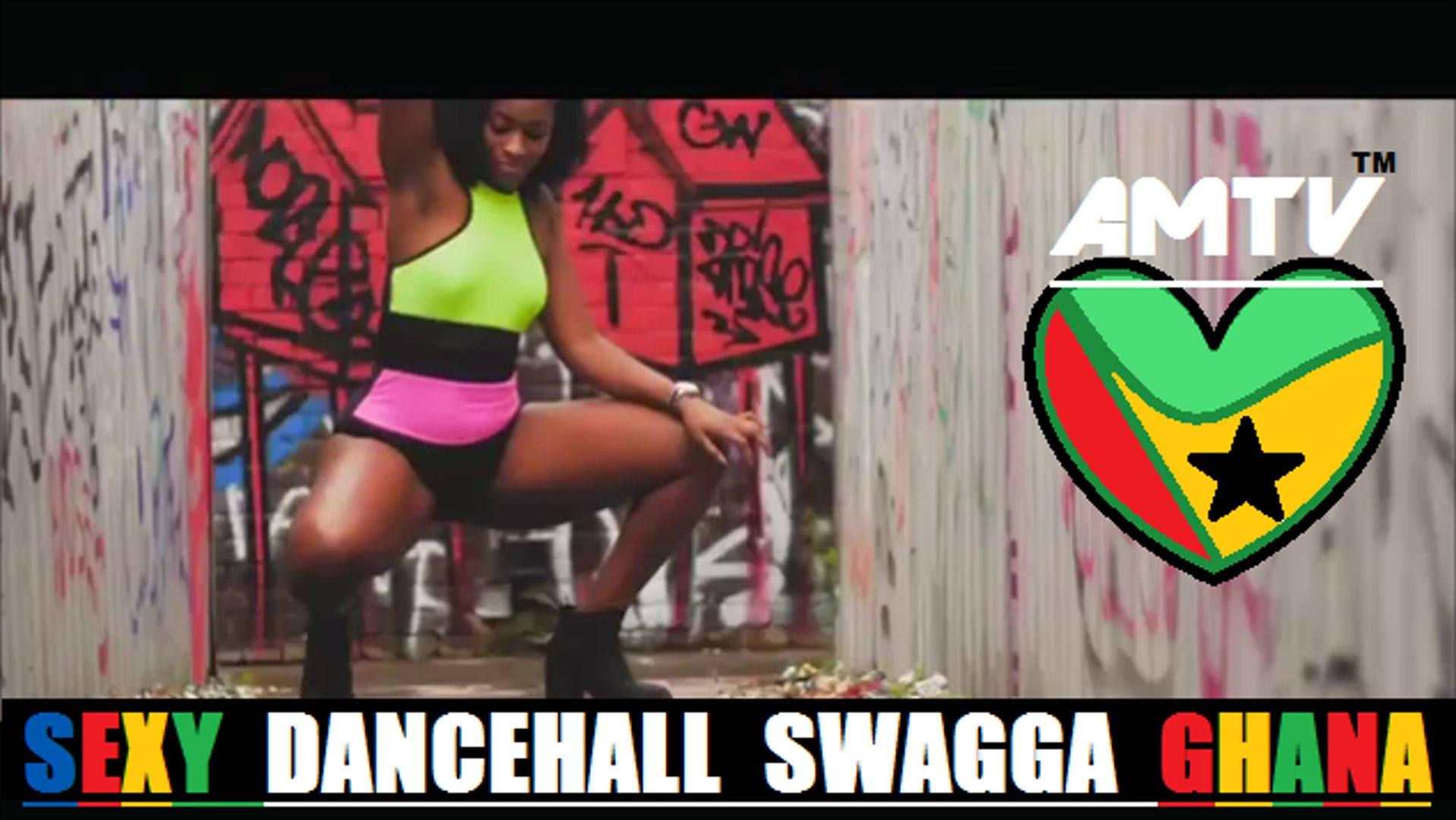 African Dance Music - Atumpan - African Whine - AZONTO-DANCEHALL - GHANA - African Music tv [ #AMTVj