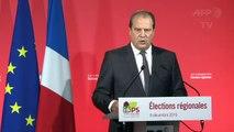 Régionales: le PS se retire en Nord-Pas-de-Calais-Picardie et en Paca