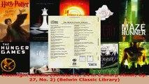 Read  Moonlight Sonata Sonata No 14 in Csharp Minor Op 27 No 2 Belwin Classic Library Ebook Free