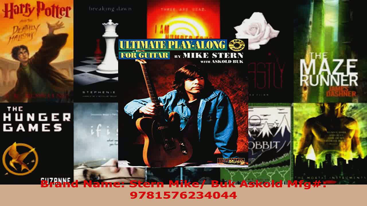 Read  Ultimate PlayAlong for Guitar Ultimate PlayAlong Series with 2 CDs Ebook Free