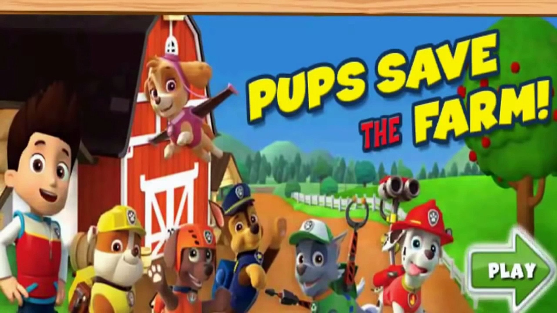 Paw Patrol Hd Full Episodes - Paw Patrol Cartoon Episodes In English_ Full game for Kids 2015