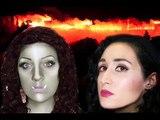 Warcraft Make Up - Garona (Paula Patton) ft Stellapolaregirl