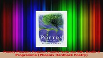 Poetry Please Popular Poems from the BBC Radio 4 Programme Phoenix Hardback Poetry Read Online