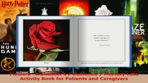Read  Flowers  Alzheimers  Dementia  Memory Loss Activity Book for Patients and Caregivers Ebook Free