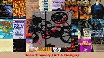 PDF Download  Jean Tinguely Art  Design PDF Full Ebook