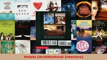 Read  Hotels Architectural Interiors Ebook Free