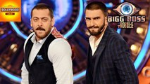 Ranveer Singh Promotes Bajirao Mastani In Bigg Boss 9   Bollywood Asia