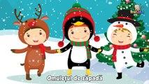 Omuletul de zapada Cantece pentru copii de iarna TraLaLa