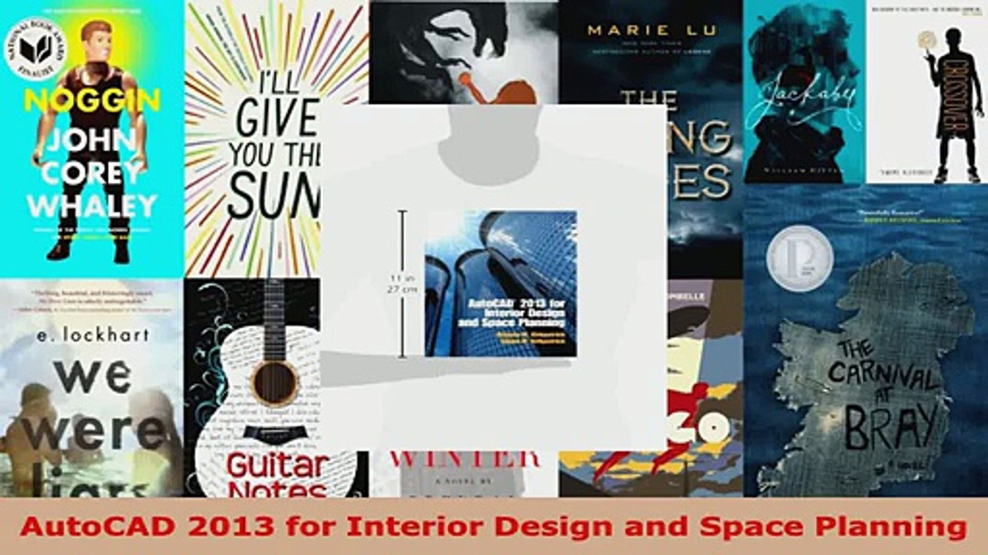 Read Autocad 2013 For Interior Design And Space Planning Ebook Free Video Dailymotion