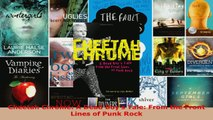 Download  Cheetah Chrome A Dead Boys Tale From the Front Lines of Punk Rock EBooks Online