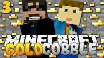 Minecraft: GOLD COBBLESTONE MODPACK   MORE BABIES!! [3]