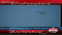 Pakistan Air Force - JF-17 Thunder In Action In PAF Fire Power Demonstration