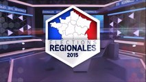 iTELE HD - Extrait Élections Régionales 2015 - Début de la soirée électorale - 1er Tour (2015)