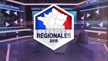 iTELE - Extrait Élections Régionales 2015 - Résultats 20H 1er Tour (2015)