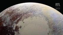 Pluton en haute résolution grâce à de nouveaux clichés dévoilés par la Nasa