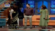 Raheem shah and Sanam Marvi sings dil dil pakistan