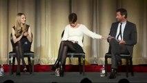 Interview: Les Miserables stars Eddie Redmayne and Samantha Barks