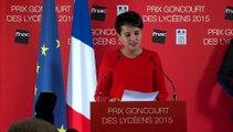 Discours de Najat Vallaud-Belkacem, ministre de l'Éducation nationale, de l'Enseignement supérieur et de la Recherche