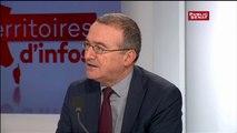 Régionales : « c'est l'échec de Nicolas Sarkozy » pour Hervé Mariton