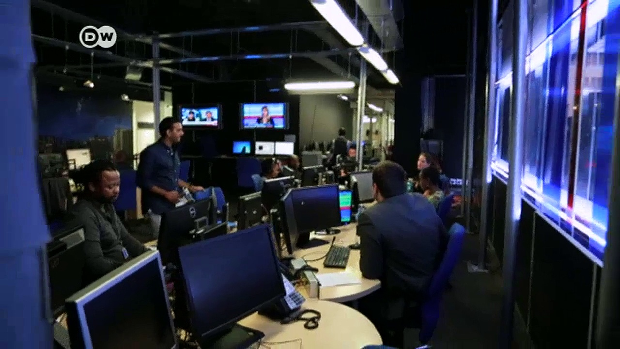 South African non-profit promotes accuracy | DW News