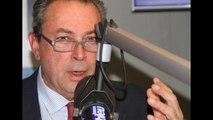 Jacques Colombier (FN) avant le deuxième tour des élections régionales en Aquitaine-Limousin-Poitou-Charentes