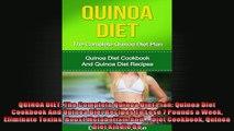 QUINOA DIET The Complete Quinoa Diet Plan Quinoa Diet Cookbook And Quinoa Diet Recipes