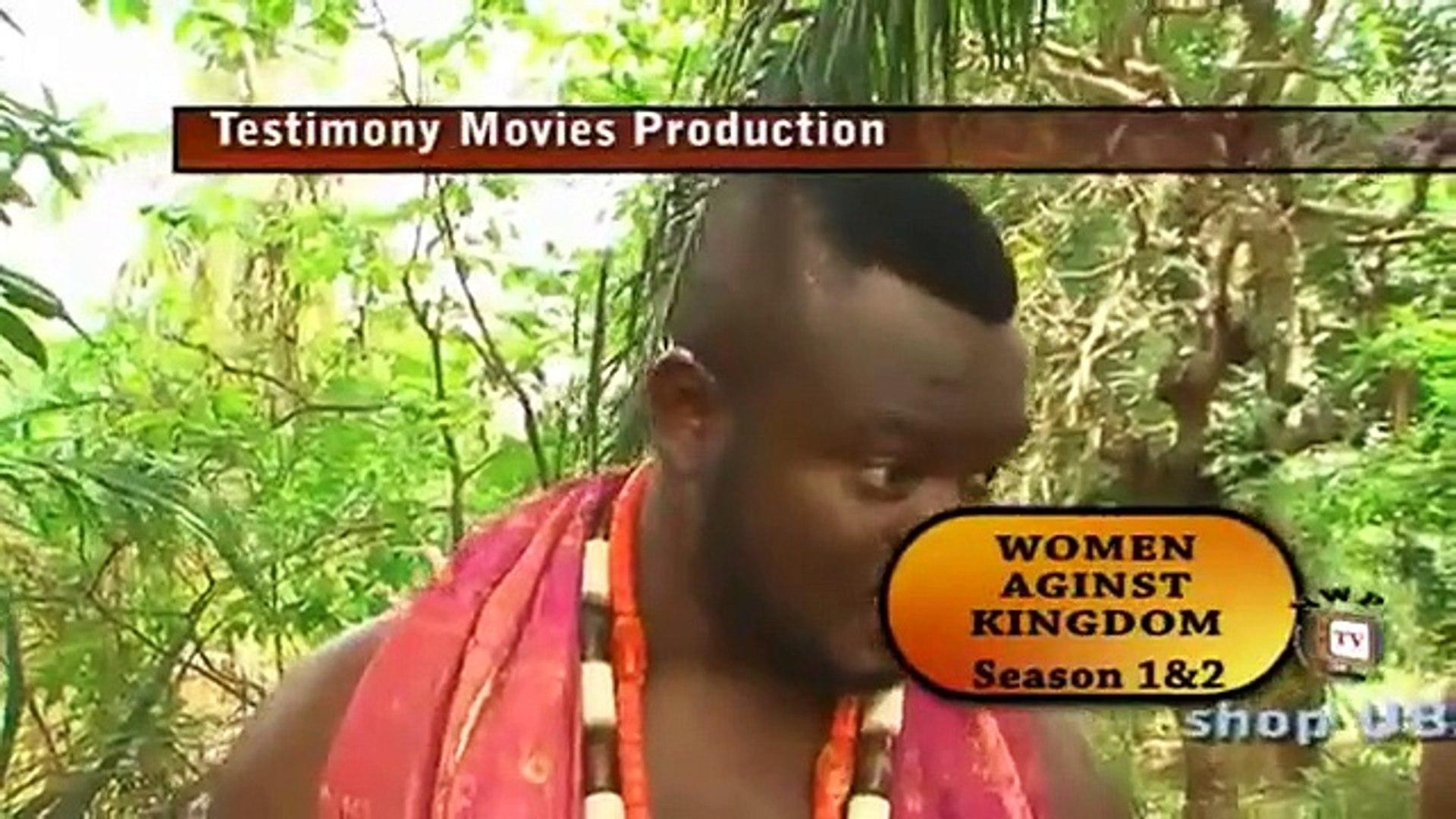 Women Against Kingdom Season 2 - 2015 Latest Nigerian Nollywood Movie