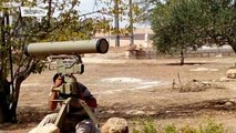 17. mi8 helicopter Syrian destroyed by Kornet Anti Tank Guided Missile
