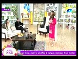 Nadia Khan Show -7th December 2015 Part 3 - Geo Tv Morning Show - Special with Sadaf