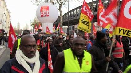 Etat d'urgences sociales contre le chômage et la précarité