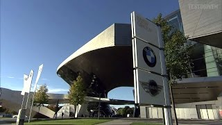 BMW Welt – The BMW Experience Centre