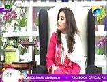 Nadia Khan Show -7th December 2015 Full Episode in HD - Geo Tv Morning Show