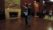 Enah & Isabelle Kizomba attitude - 2014 LA Zouk Congress & Kizomba at Sea