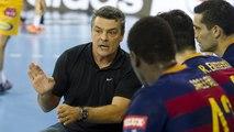 FCB Balonmano: Xavi Pascual, previa Naturhouse La Rioja-FCB Lassa [ESP]