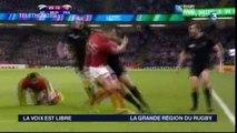 Auvergne-Rhône-Alpes, la grande région du rugby - La Voix est Libre - 1ère  partie