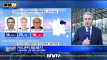 """Régionales dans le Grand Est: Richert """"ne comprend pas"""" le maintien de Masseret"""