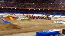 best monster truck backflips, monster truck backflip, monster truck double backflip,