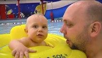 Sterrenkok zit tijdens uitreiking Michelinsterren gewoon met zijn kinderen in het zwembad - RTV Noord