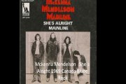 """Mckenna Mendelson""""She`s Alright"""" 1969 Canada Blues Rock"""