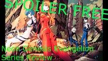 Anime Review: Neon Genesis Evangelion