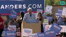 Bernie Sanders' Climate Plan Aims to Cut U.S. Carbon Emissions by 80%