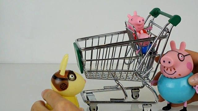 Peppa Pig shopping weekend Peppa pig English episodes 2015 Play doh