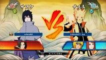 Naruto Shippuden :Ultimate Ninja Storm Revolution | Demo : Parlons en!