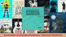 PDF Download  Essentials of Chinese Medicine Internal Medicine PDF Full Ebook