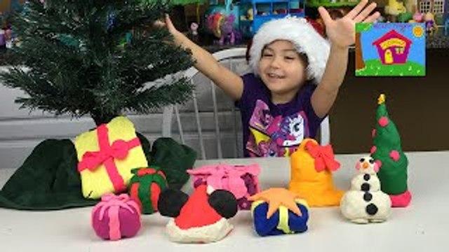 CUTE PLAYDOH SURPRISE CHRISTMAS PRESENTS Toy Surprises Ugglys Shopkins MLP My Little Pony