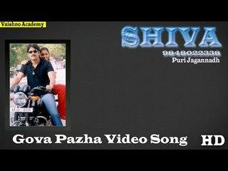 Gova Pazha Video Song - Shiva 9848022338 | Nagarjuna | Asin | Khafa Entertainment